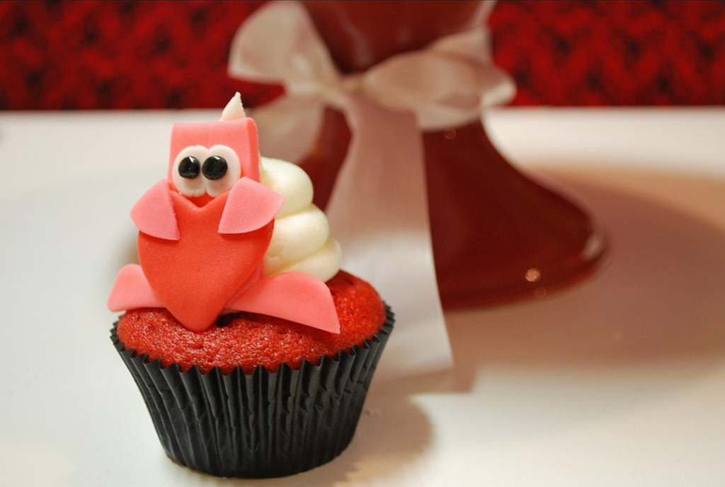 Valentine's Day Cupcakes - Cupcakes To Die For